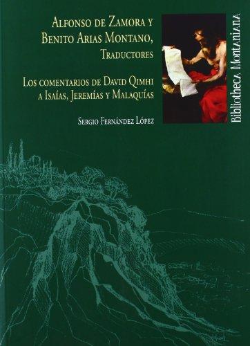 9788492944125: Los comentarios de David Qimhi (Bibliotheca montaniana)