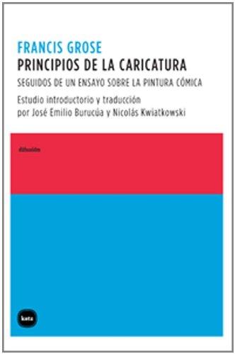 9788492946310: Principios De La Caricatura (difusión)