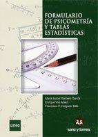 9788492948178: Formulario de psicometria y tablas estadisticas