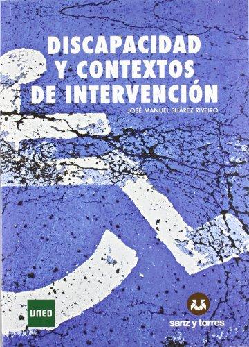 9788492948499: Discapacidad y contextos de intervencion