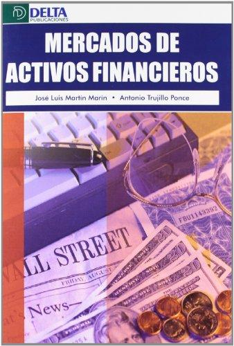 MERCADOS DE ACTIVOS FINANCIEROS: MARTÍN MARÍN, JOSÉ