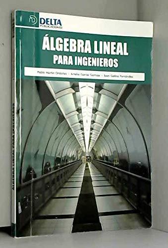 9788492954346: Álgebra lineal para ingenieros