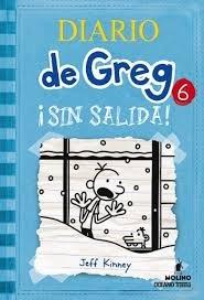 9788492955138: Diario De Greg 6 Atrapados En La Nieve (Nueva Edicion)