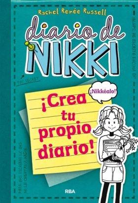 9788492955237: Diario De Nikki Crea Tu Propio Diario