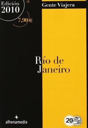 9788492963195: Rio de Janeiro (Gente viajera)