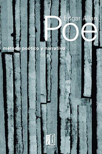 9788492965731: Método poético y narrativo (Ensayo)