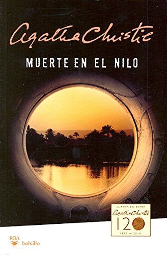 Muerte en el Nilo (Death on the Nile) (Spanish Edition) (Bolsillo): Agatha Christie