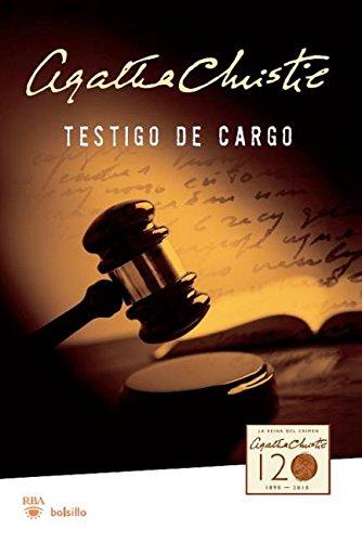 9788492966639: Testigo de cargo/The witness for the prosecution (Bolsillo)