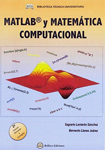 MATLAB Y MATEMATICA COMPUTACIONAL O.VARIAS