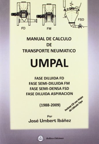 9788492970353: MANUAL DE CALCULO DE TRANSPORTE NEUMATICO UMPAL