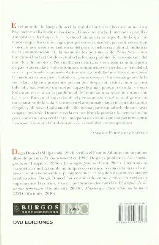9788492975167: Porno ficcion (Poesia (dvd))