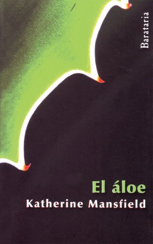 9788492979325: El áloe (Spanish Edition)
