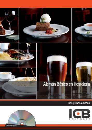9788492980239: Alemán básico en hostelería