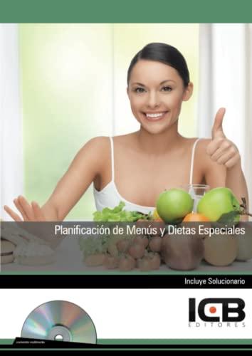 9788492980871: Planificación de Menús y Dietas Especiales