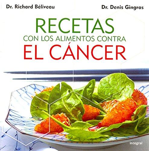 9788492981038: Recetas alimentos contra el cancer (SALUD)