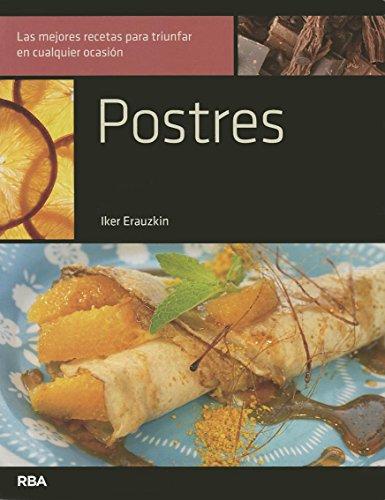 9788492981618: Postres (Cocina Mejor Dia a Dia) (Spanish Edition)