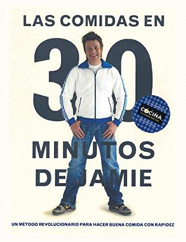 COMIDAS EN 30 MINUTOS DE JAMIE