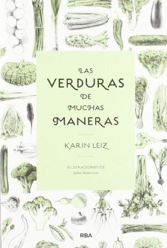 9788492981861: Las verduras de muchas maneras