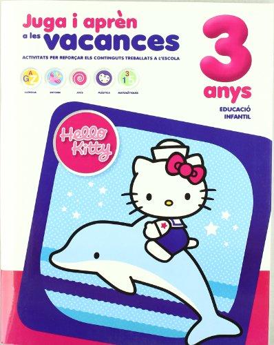 9788492985005: Hello Kitty. Juga i apr+n a les vacances, 3 anys