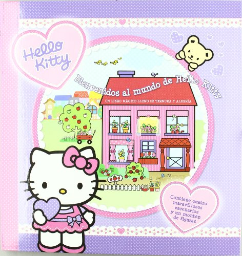 9788492985166: Bienvenidos al mundo de hello kitty - libro carrusel