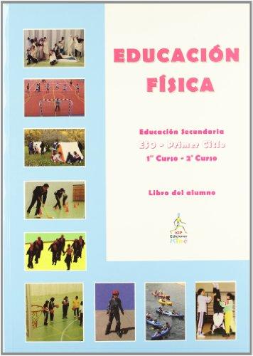 9788493016357: EDUCACION FISICA ESO -1 CICLO EDICION 2007