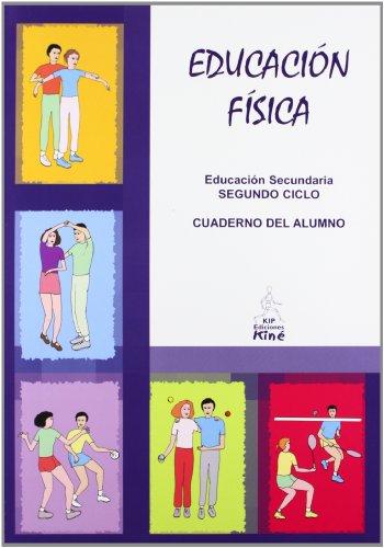 9788493016371: EDUCACION FISICA 2 CICLO ESO CUADERNO ALUMNO