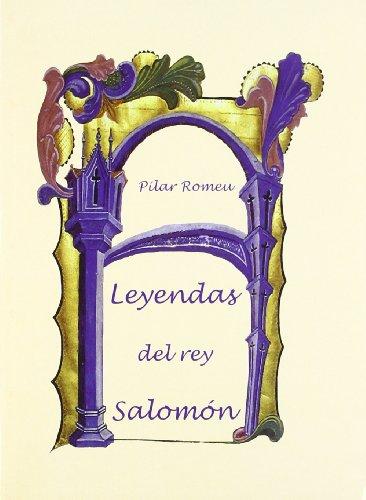 9788493057008: Leyendas del Rey Salomón