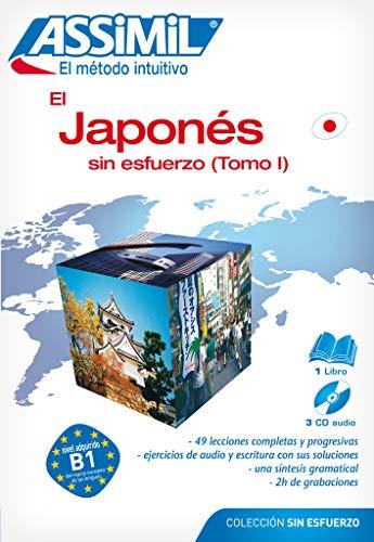 9788493088781: El japones sin esfuerzo. Con 3 CD Audio: Japonés Pack (Libro + CD): 1 (Senza sforzo)