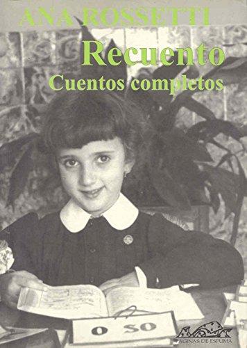 9788493124397: Recuento (Voces/ Voices) (Spanish Edition)