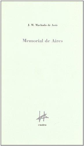 9788493140335: Memorial de aires