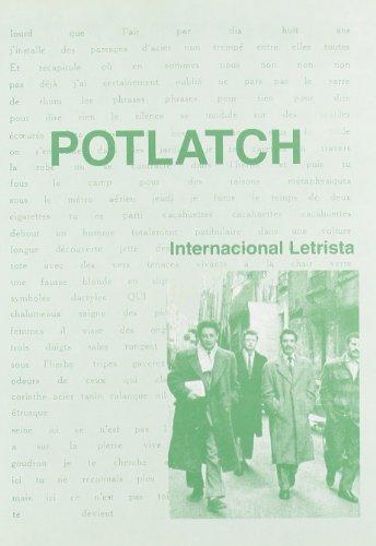 9788493152062: Potlatch (textos completos 1954-1959)