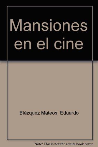 9788493161286: Mansiones en el cine
