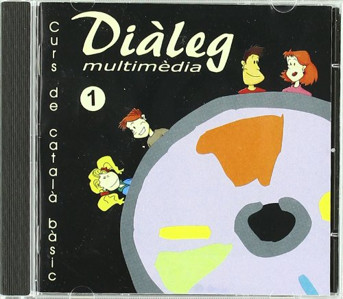9788493178116: Dialeg multimedia 1 (CD-rom) curs de catala basic