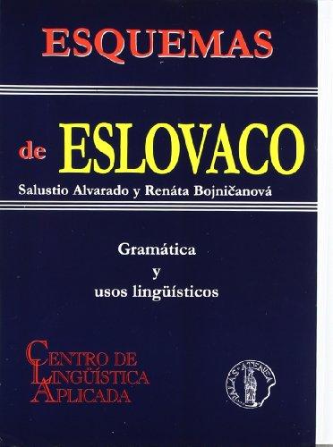 9788493184421: Esquemas de Eslovaco. Gramatica y usos linguisticos