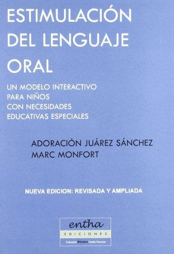 9788493201357: Estimulacion del lenguaje oral
