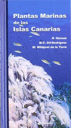 9788493209599: Plantas marinas de las Islas Canarias
