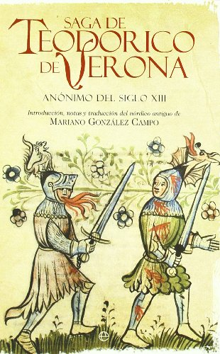 9788493210366: Saga de Teodorico de Verona