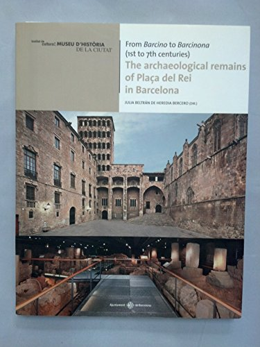 9788493211349: The Archaeological Remains of Placa Del Rei in Barcelona