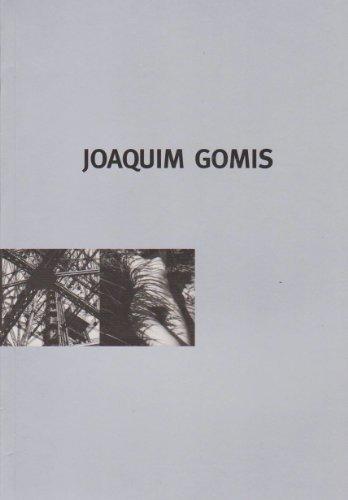 Joaquim Gomis: Fundació Joan Miró, 24 Maig-1: Joaquim Gomis