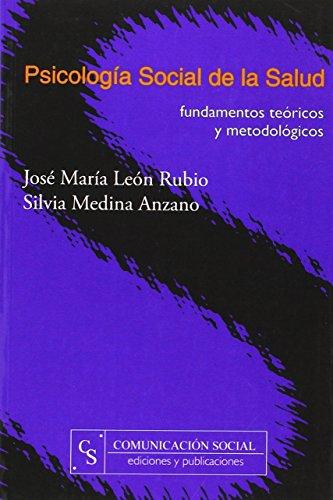9788493225186: Psicología social de la salud: Fundamentos teóricos y metodológicos