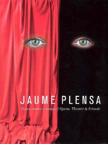 9788493230661: Jaume plensa: opera, teatro y amigos (cat.exposicion) (esp-ing)