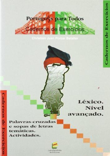 9788493239442: Português para todos. Cadernos de exercícios