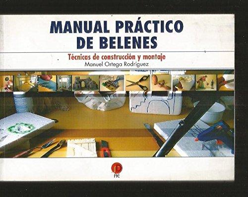 9788493246075: Manual Practico de Belenes: Tecnicas de Construccion y Montaje
