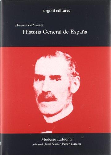 9788493247959: Historia general de España : discurso preliminar