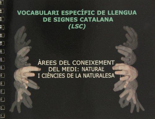 Vocabulari específic de llengua de signes catalana (LSC), àr
