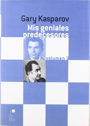 9788493259358: MIS GENIALES PREDECESORES. VOLUMEN 3