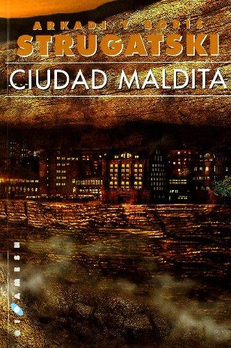 CIUDAD MALDITA (ARKADI Y BORIS STRUGATSKI): Boris Natanovich Strugatskiï;
