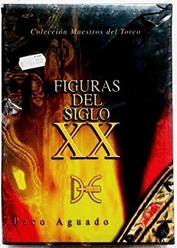 Figuras del siglo XX. Colección Maestros del Toreo. Tomo 1 y 2. - Aguado, Paco