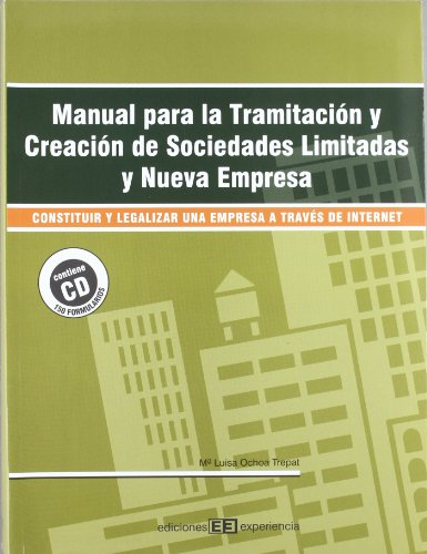 9788493288358: MANUAL TRAMITACION Y CREACION S.L.+CD
