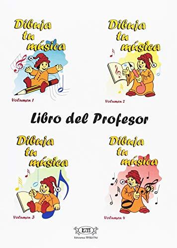9788493291129: Dibuja tu música Libro del profesor